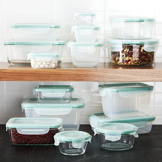 meal prep containers: OXO Snap