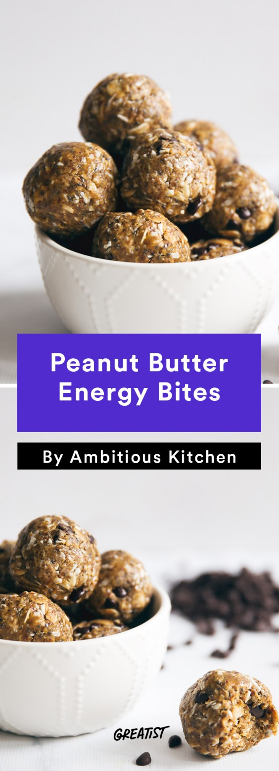Ambitious Kitchen Roundup: Energy Bites