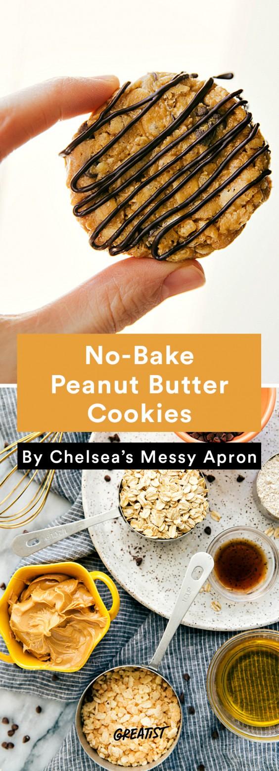 Travel Snacks: PB Cookie