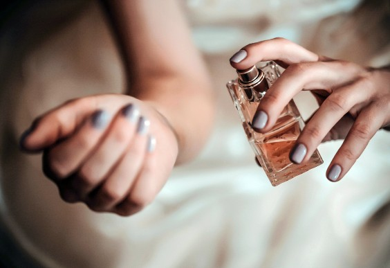 We're All Putting on Perfume in the Wrong Places