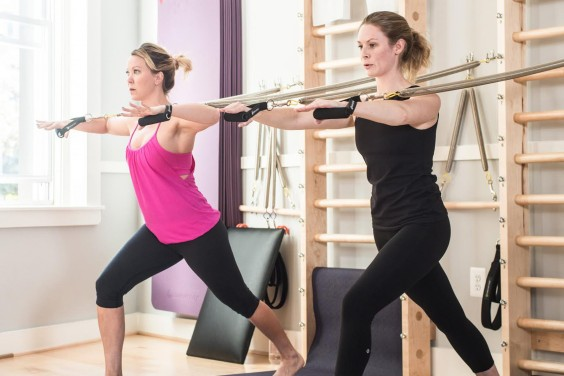 Fuse Pilates Ladder