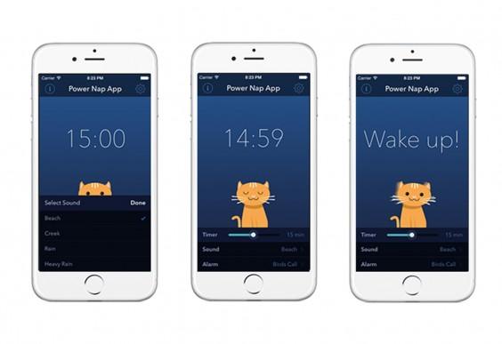 Stuff We Love App: Power Nap App