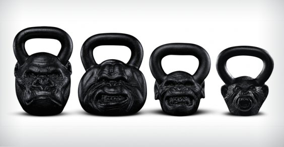 These Crazy Effective Kettlebells Double As Works of Art