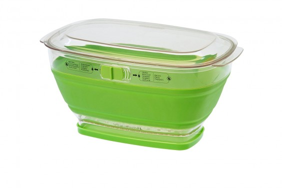 meal prep containers: Progressive greens