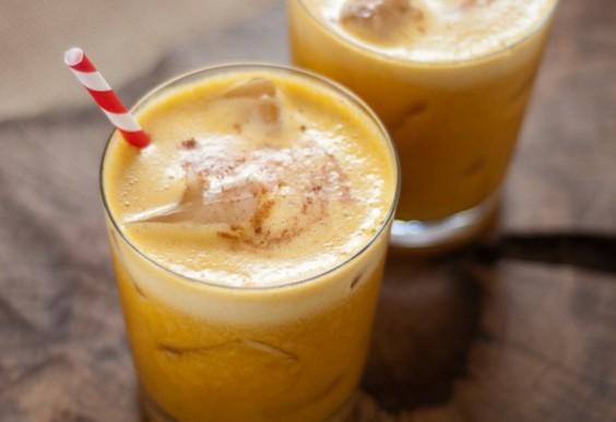 1. Pumpkin Pineapple Cocktail