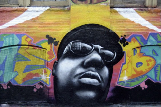 Rap Notorious BIG