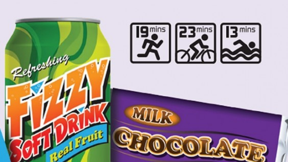 activity equivalent food labeling
