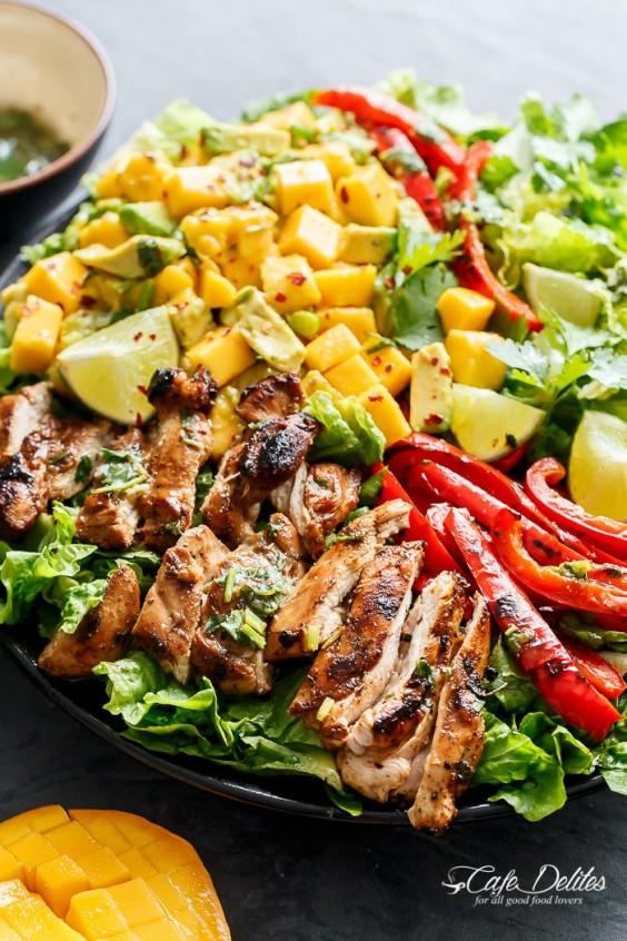 cooking basics: Salad