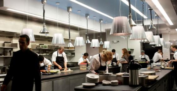 seafood L20 kitchen