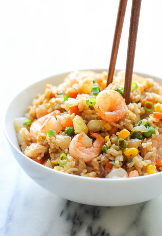 Chinese Recipes Fried Rice