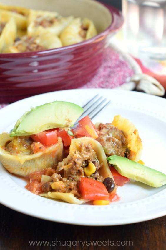 Freezer Meals: Taco Shells