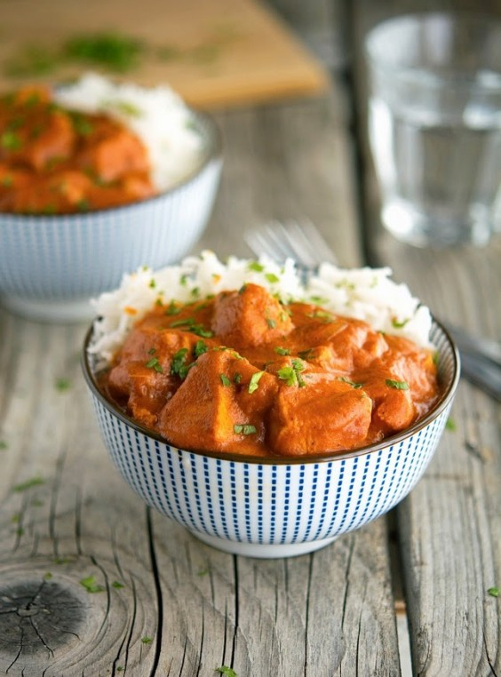 Curries under 10: slow cooker chicken