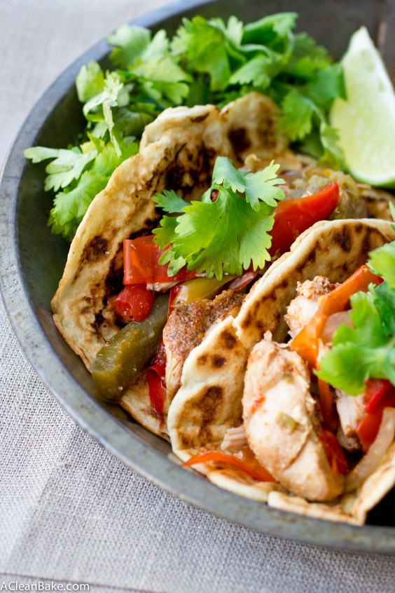 Freezer meals 21 make ahead recipes to eat all week greatist freezer meals fajitas forumfinder Image collections