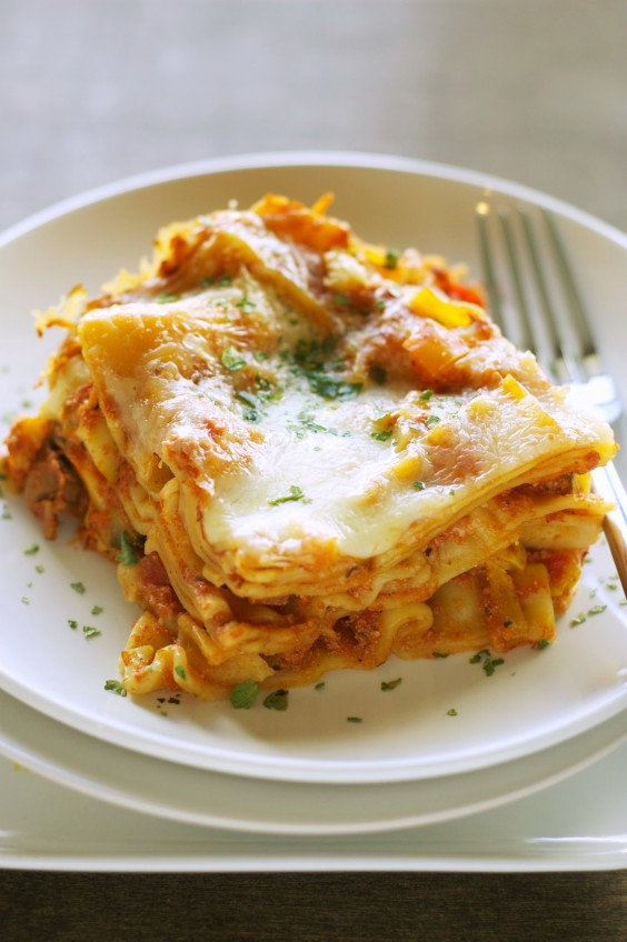 Freezer Meals: Lasagna