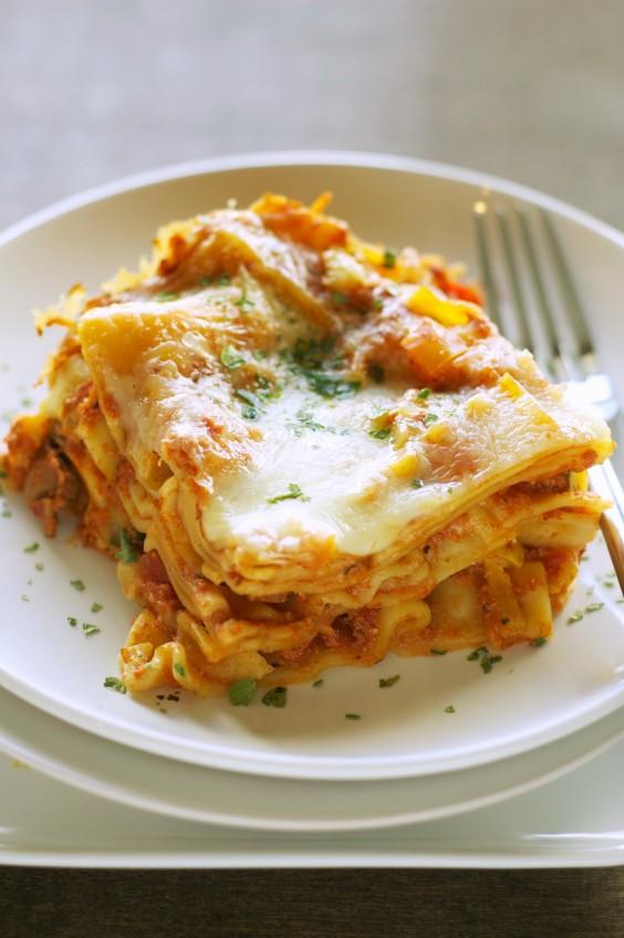 Freezer Meals: Lasagna