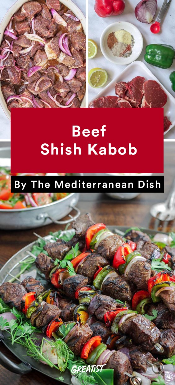 Street Food: Shish Kabob