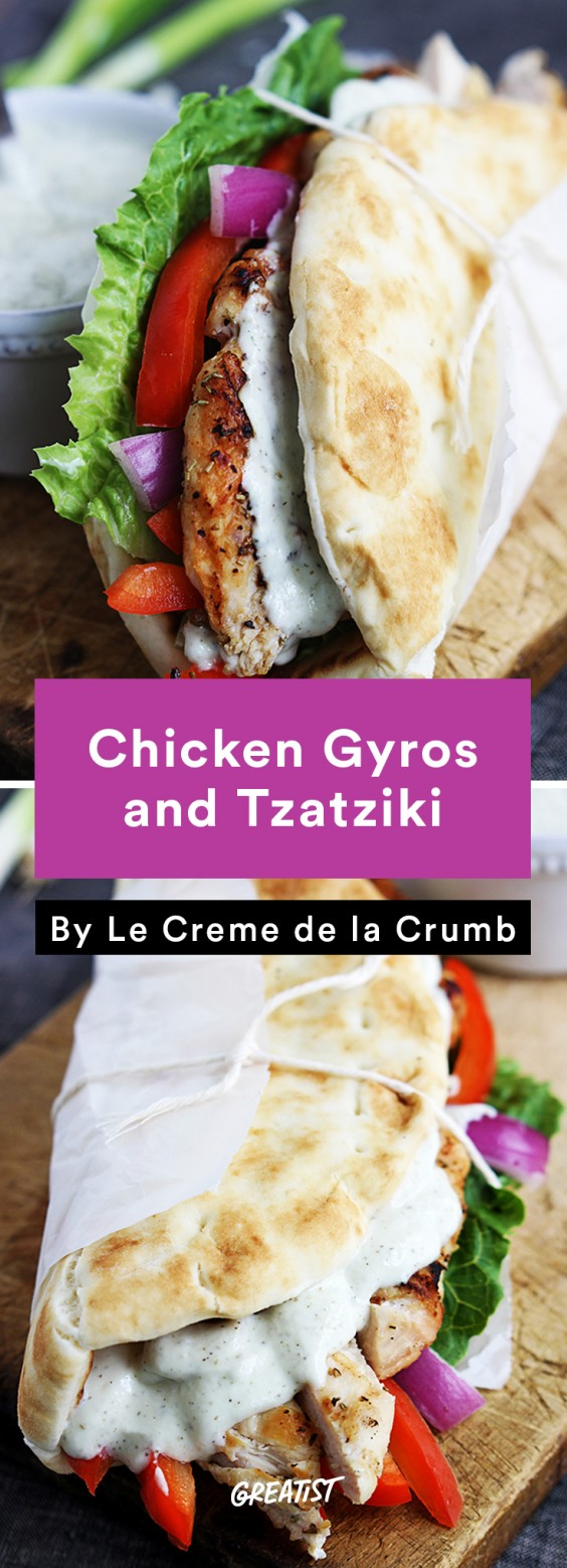 Street Food: Gyros