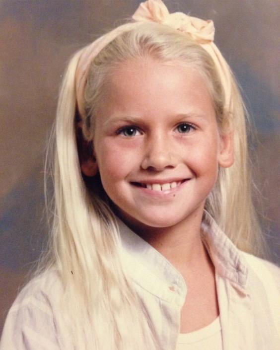 Sunny at age 10