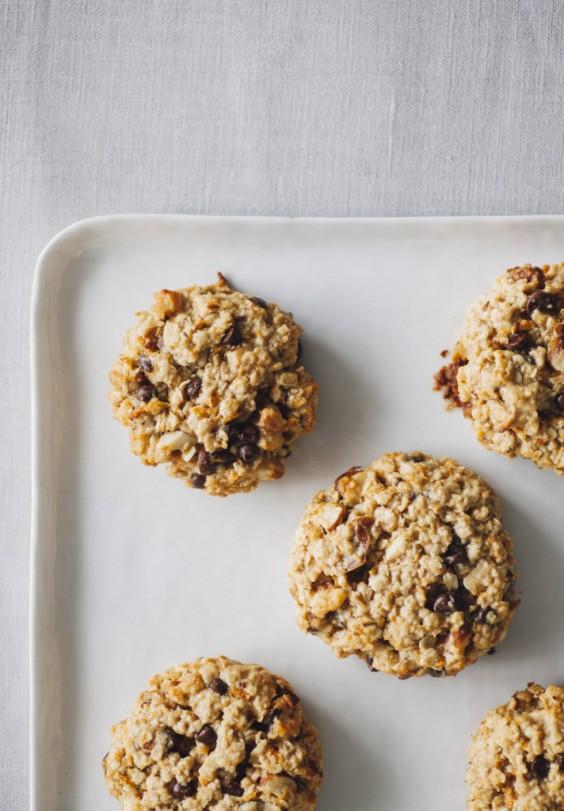 Tahini Uses: Tahini Oatmeal Cookies