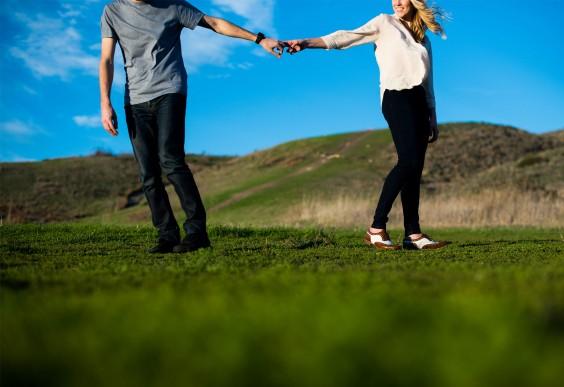Tara and Dom Engagement Shoot