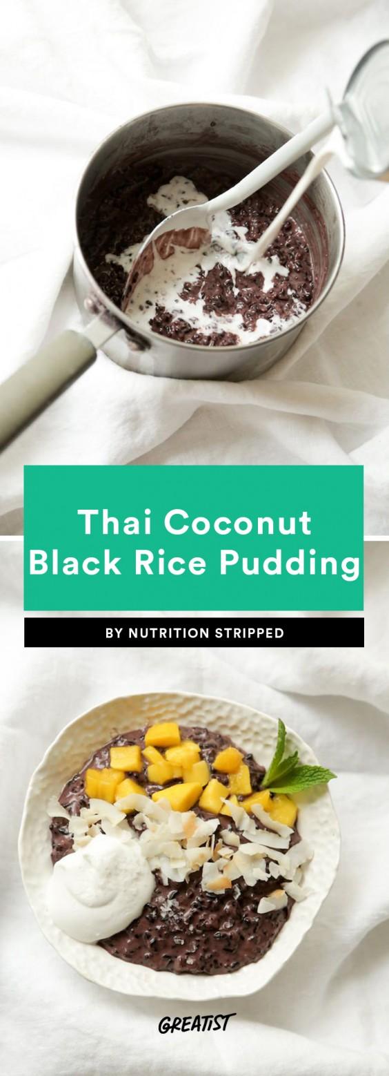 thai coconut pudding