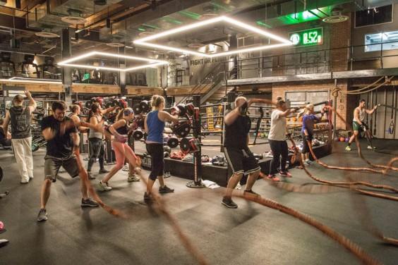 24 Hour Fitness USA Inc.