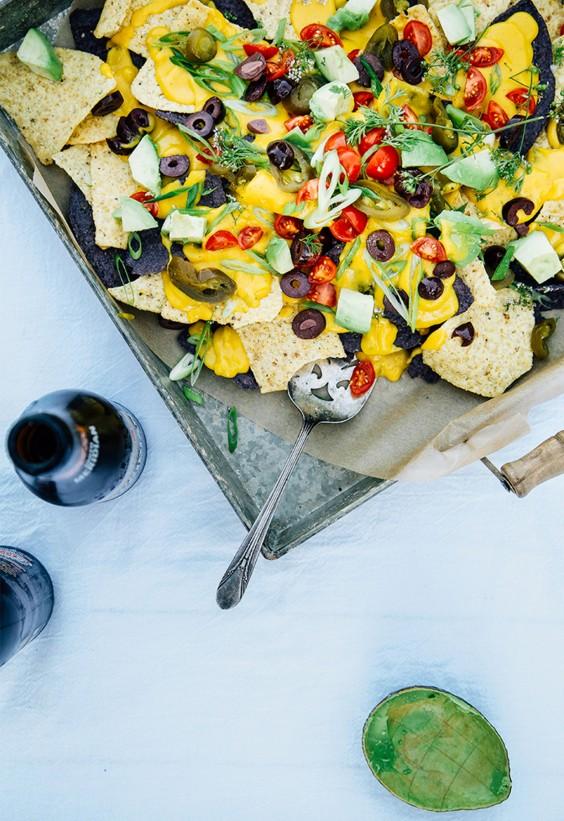 Photo: The First Mess (nachos)
