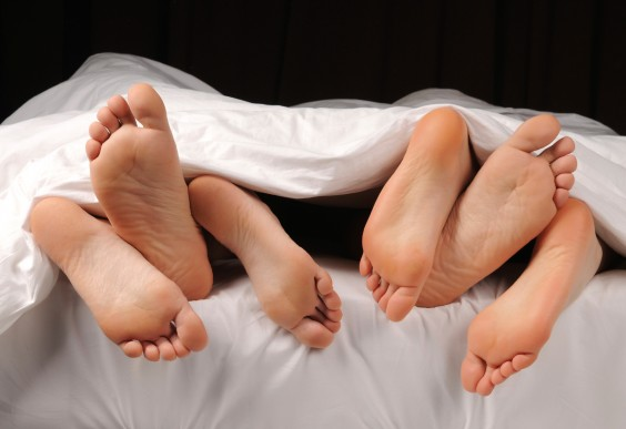 The Ultimate Guide to Having a Threesome