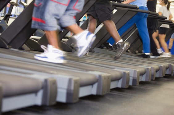 18 Ways to Change Up Your Running Routine: Treadmill