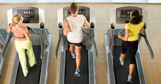 Gym Etiquette in the Cardio Zone