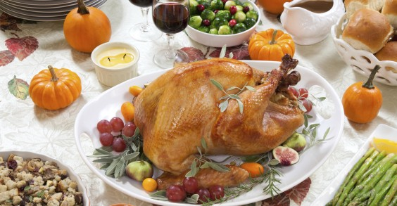 So Why Do We Eat Turkey On Thanksgiving