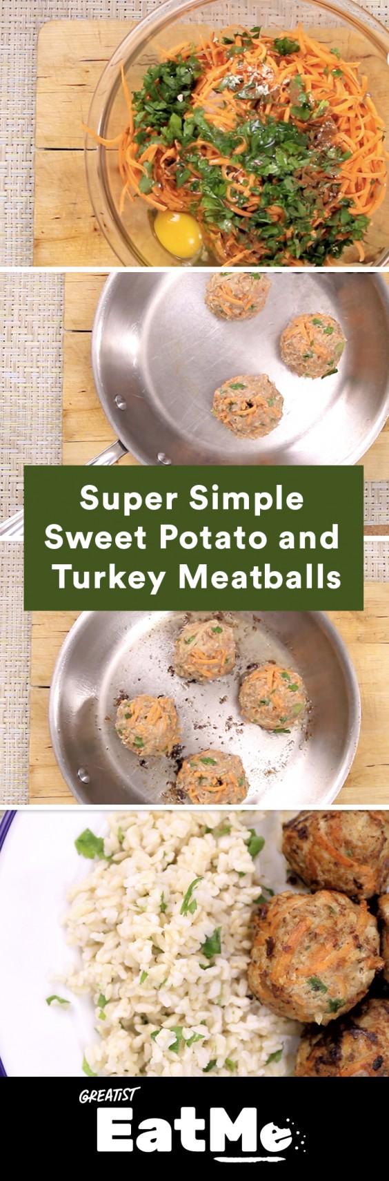Eat Me Video: Turkey Meatballs