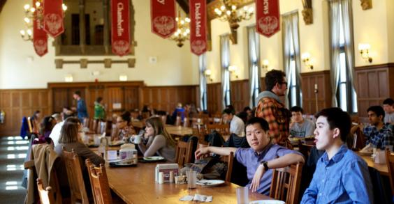 25 Healthiest Colleges: UChicago