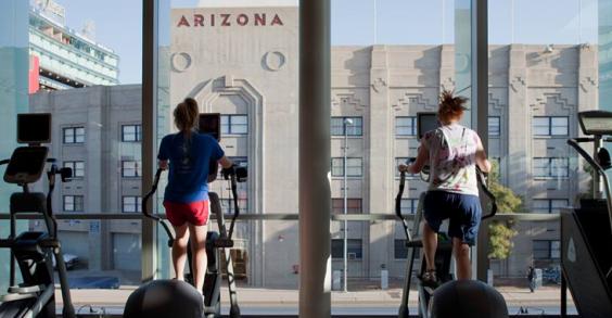 25 Healthiest Colleges: University of Arizona