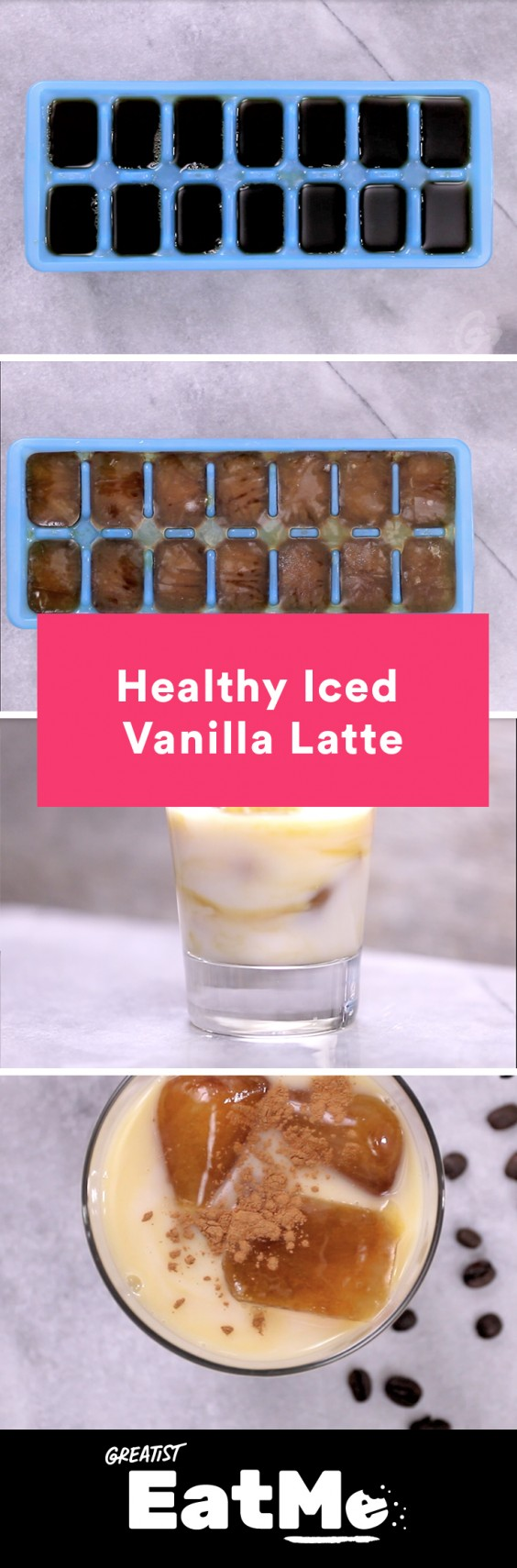 Eat Me Video: Healthy Vanilla Latte