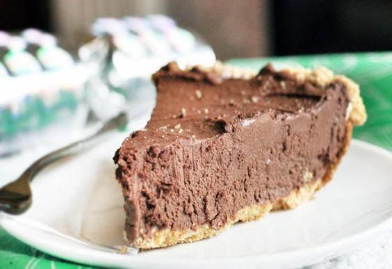 41. The Ultimate Chocolate Fudge Pie