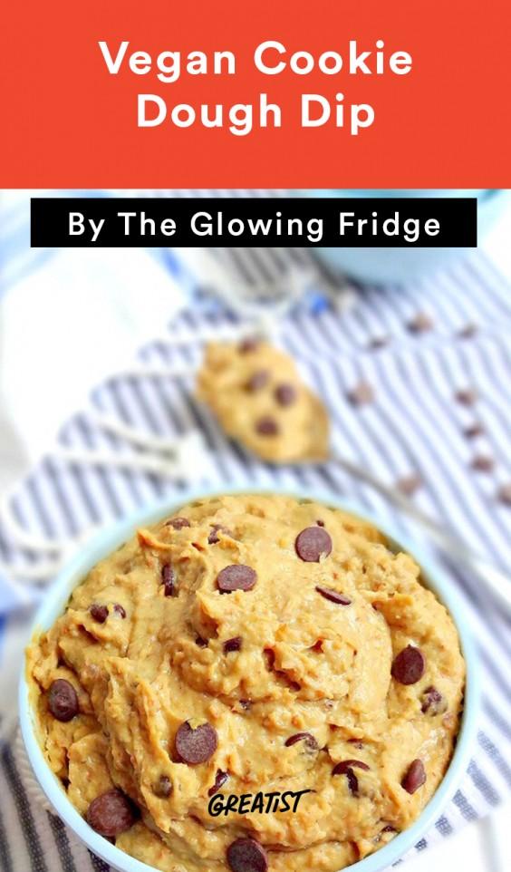 Better Dips: Cookie Dough