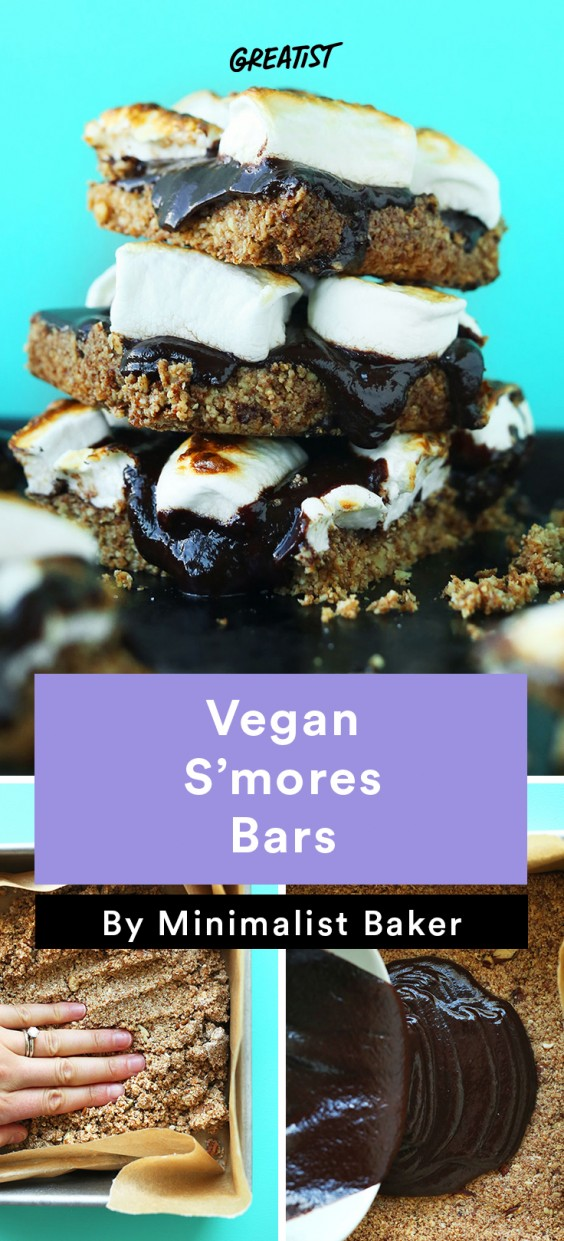 S'mores: Bars