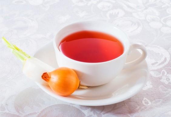 Healthy Food Art: Tea from Japanese café