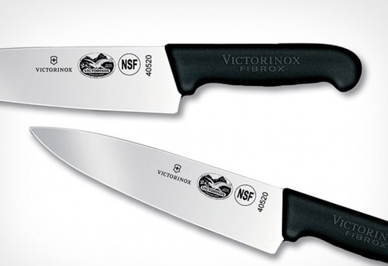 victorinox fibrox the 8 inch chef s knife that 39 s crazy cheap greatist. Black Bedroom Furniture Sets. Home Design Ideas