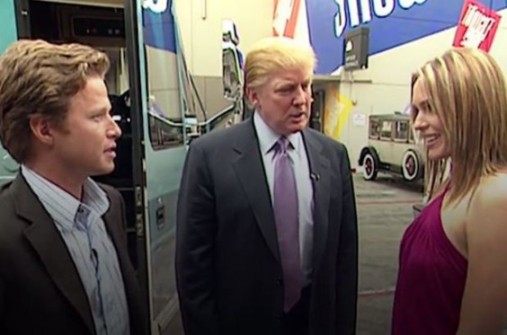 Donald Trump Access Hollywood Tape