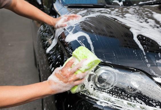 Hand Washing Car Calories