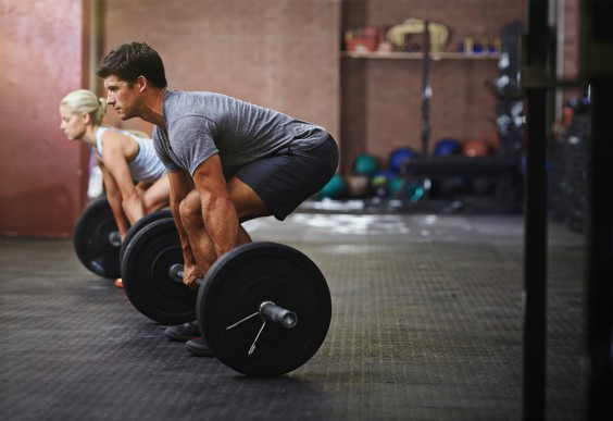 weight lifting versus strength training On the upside, a machine will allow you to lift heavier weights, and allow you to   in the end, for overall strength and conditioning, free-weight.
