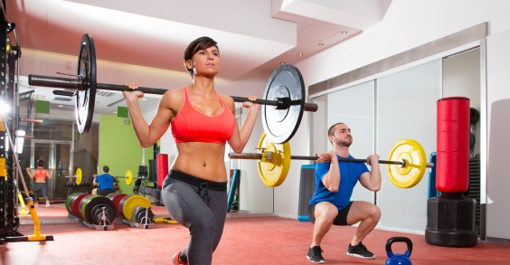 Gym Etiquette in the Weight Room