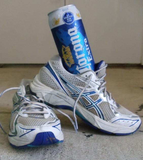 Corona in Shoes