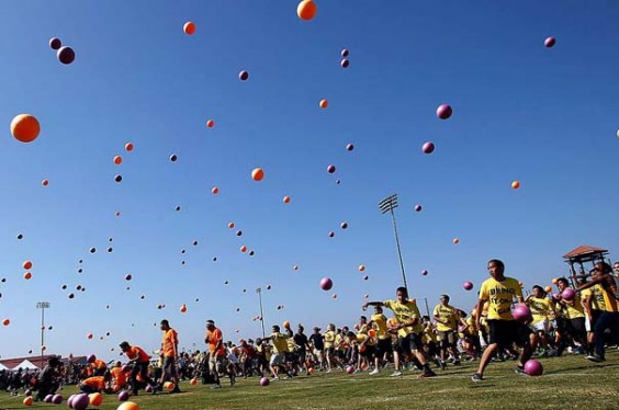 UC Irvine Dodgeball