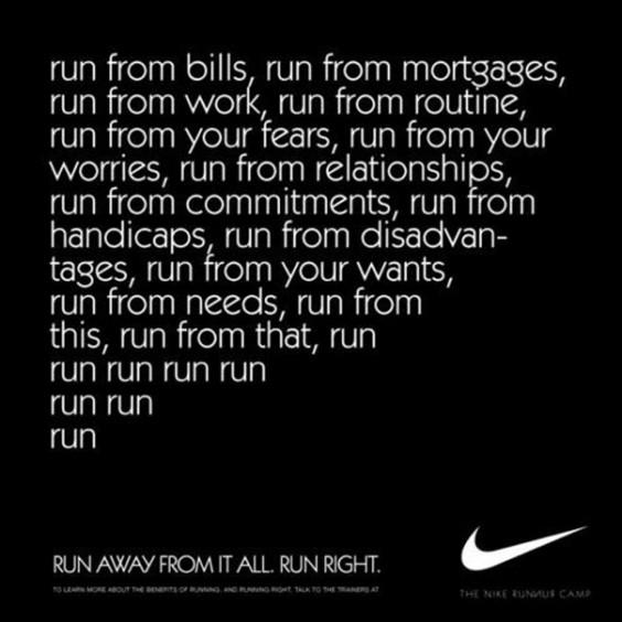 Nike Run Run Run