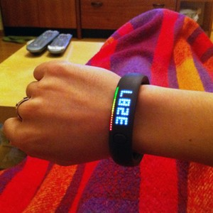 FuelBand Home