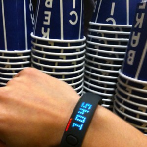 FuelBand Cups