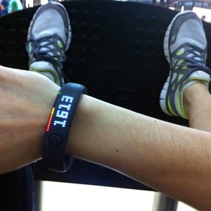 FuelBand Legs
